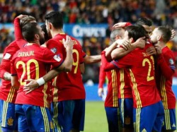 Fifa World Cup 2018 Qualifiers Spain Italy Register Comfortable Wins