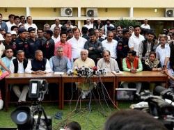 Hard Negotiations How The Jat Agitation Was Put Off
