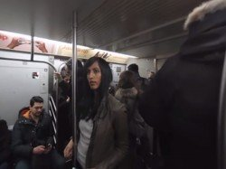 Go Back Lebanon Sikh American Girl Told On Ny Subway