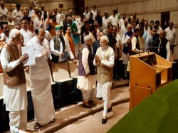 Modi Bjp Mps From Up Focus Development Your Regions