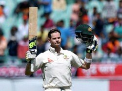 Steve Smith Apologises Letting His Emotions Slip During India Series