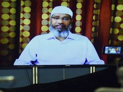 Ed Attaches Rs 18 37 Crore Assets Of Zakir Naiks Irf