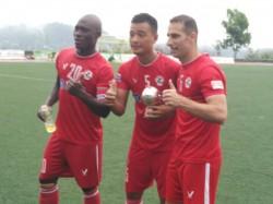 I League Aizawl Edge Mohun Bagan Move Closer Creating History Title