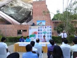 Car Vandalised For Condoling Sukma Kupwara Martyrs Alleges Jnu Assistant Professor