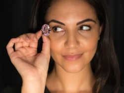 Rare Pink Star Diamond Sells Record 71 2 Million