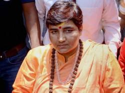 I Am A Victim Of Congress Conspiracy Sadhvi Pragya