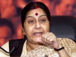 Deserted Nri Husband Woman Seeks Sushma S Help