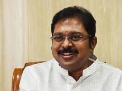 Tamil Nadu Ttv Dhinakaran Says I Am Ready Merger Disown 6 Ministers First