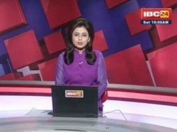Ch Garh Tv Anchor Who Read News Husband S Death Also Lost Her Father 4 Years Ago