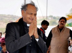 Ashok Gehlot Named Gujarat Congress General Secretary