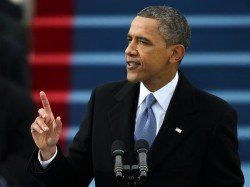 Obama Stays Clear Naming President Trump In First Speech Since Leaving Office