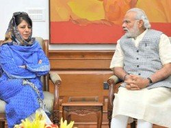 Modi Preach Doval Doctrine To Mehbooba At Crucial Meet Today