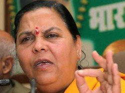 Don T Want Any Politics On Teesta Water Issue Uma Bharti