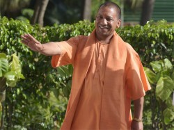 Yogi Urges People Exercise Restrain During Protest Against Liquor Shops