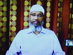 Warrant Against Zakir Naik For Promoting Enmity