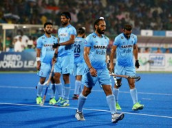Azlan Shah Hockey India Lose Malaysia 1 0 Bow Of Race For Finals