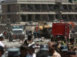 Kabul Blast Several Died Due To Heart Attack Is Claims Responsibility