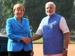 Pm Modi In Germany Humanitarian Forces Must Unite To Combat Terrorism
