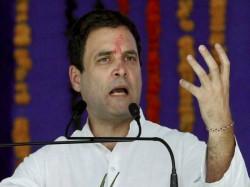 Rahul Gandhi Visit Bengaluru Tomorrow