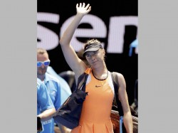 Tennis World Reacts As Maria Sharapova Denied Entry French Open