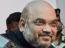 Tussle Haryana Bjp Is Media Creation Says Amit Shah Rule Out Replacing Khattar