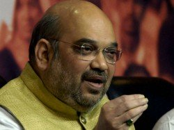 Dialogue On Kashmir Only After Stone Pelting Ends Amit Shah