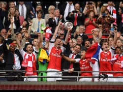 Arsenal Deny Chelsea Domestic Double Winning The Fa Cup