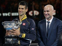 Ahead French Open Novak Djokovic Appoints Andre Agassi As Coach