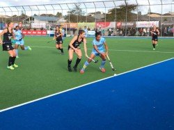 India Eves Go Down 2 8 Against New Zealand Second Match Hockey Series