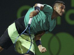 Tennis Australia S Nick Kyrgios Withdraws From Rome Masters Injury