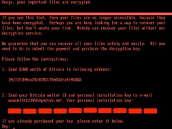 After Wannacry Judy Here Comes Petya Ransomware