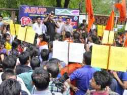 Abvp Demands Practical Poll Reforms Ahead Dusu Elections