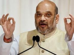 Shah Backs Swaraj Says Search Missing Indians Mosul Underway