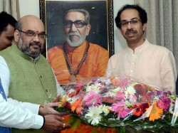 Shiv Sena Attacks Bjp Over Kashmir Bengal Situation