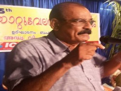 Cpi M Mla To Face Disciplinary Action For Attending Rss Event