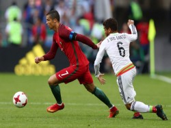 Confederations Cup Mexico Snatch Late 2 2 Draw Against Portugal