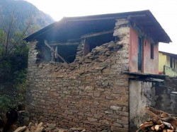 Mild Earthquake Hits Chamba Region In Himachal Pradesh