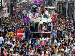 Annual Gay Pride Parade Around The World