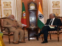 India Portugal Agree Setup Four Mil Euros Science Technology Fund