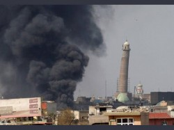 Who Blew The Nuri Mosque In Which Bhagdadi Declared Himself Caliph