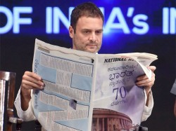 Congress Wants Its Leaders To Read National Herald Get More Subscribers