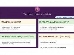 Du Ug May June Semester Exam 2017 Results Declared How To Check