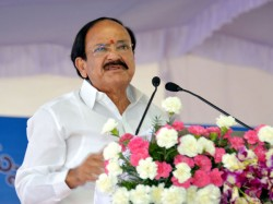 Include Chapter On Emergency In School Books Says Naidu