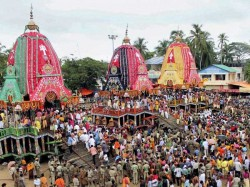 Rath Yatra 2017 Stage Set Annual Festival At Jagannath Temple In Odisha