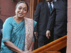 Oppositions Presidential Nominee Meira Kumar To File Nomination On Wednesday