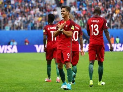 Confederations Cup Portugal Beat New Zealand Mexico Outclass Russia Reach Semis