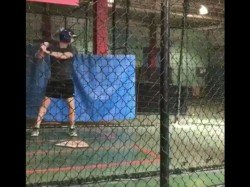 Steve Smith Tries His Hands At Baseball Cricket Australia Contract