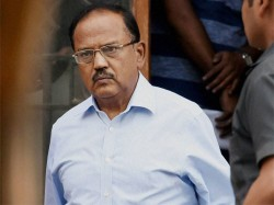 Doval Was Not Part Of Bjp Election Meeting Clarifies Home Ministry