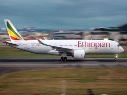 Ethiopian Airlines Plane Makes Emergency Landing At Igi Airp