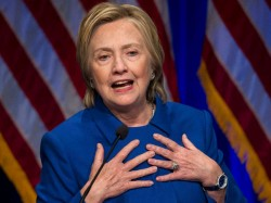 Hillary Clinton Opens Up On 2016 Election Defeat In New Book